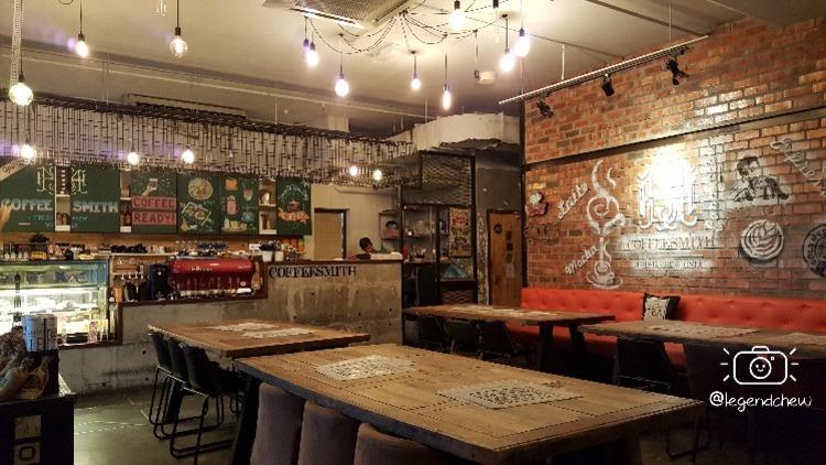 Steem Food Tours 17 Coffee Smith Penang Malaysia