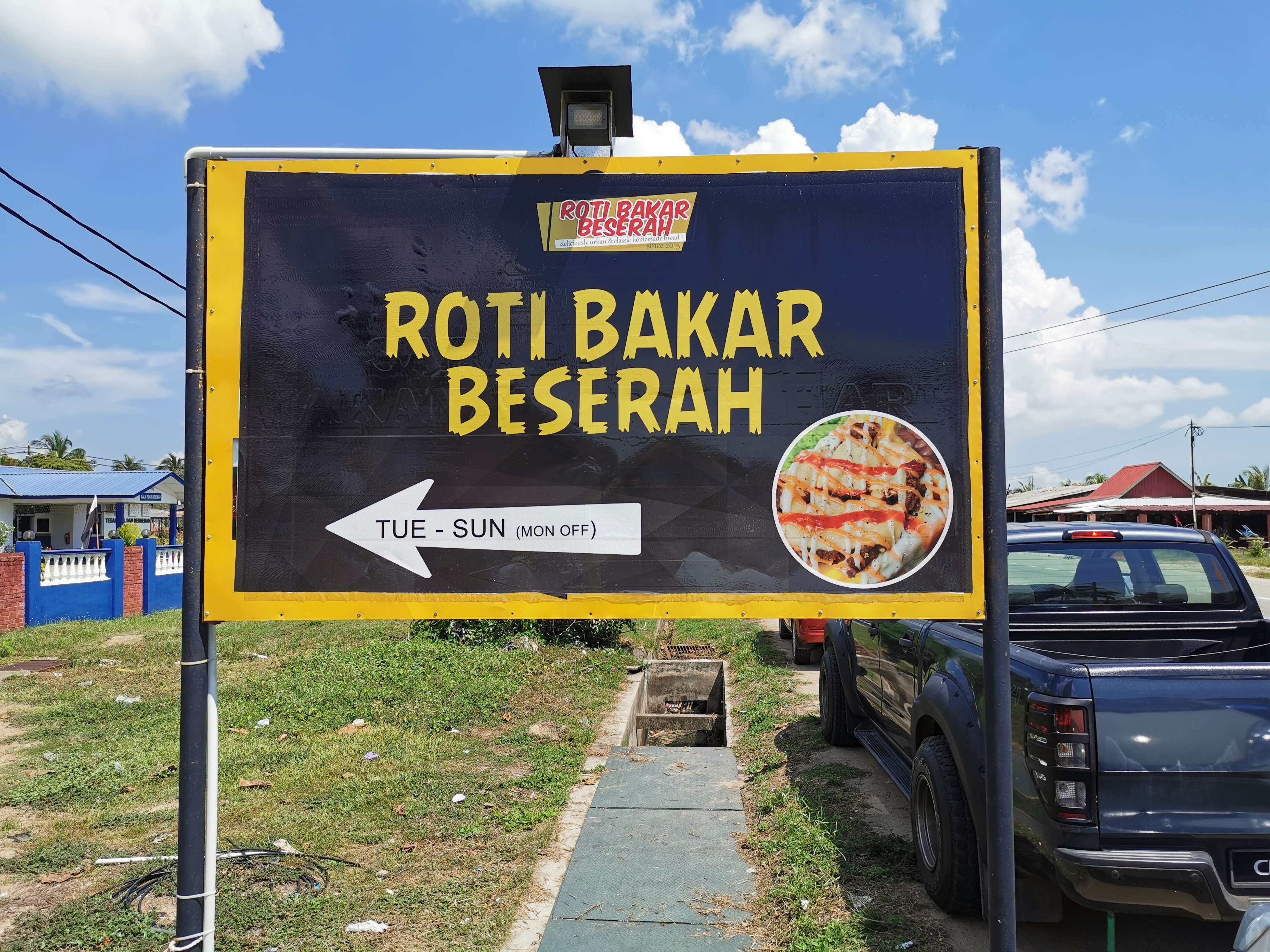 Image result for roti bakar beserah